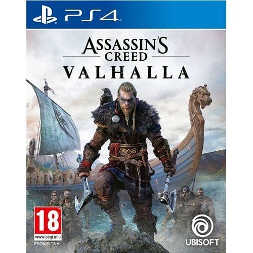 Assassins Creed Valhalla PS4 Game | Gamereload